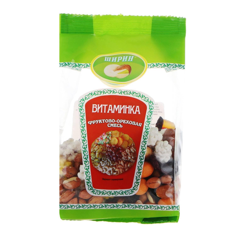 Фруктово-ореховая смесь Витаминка
