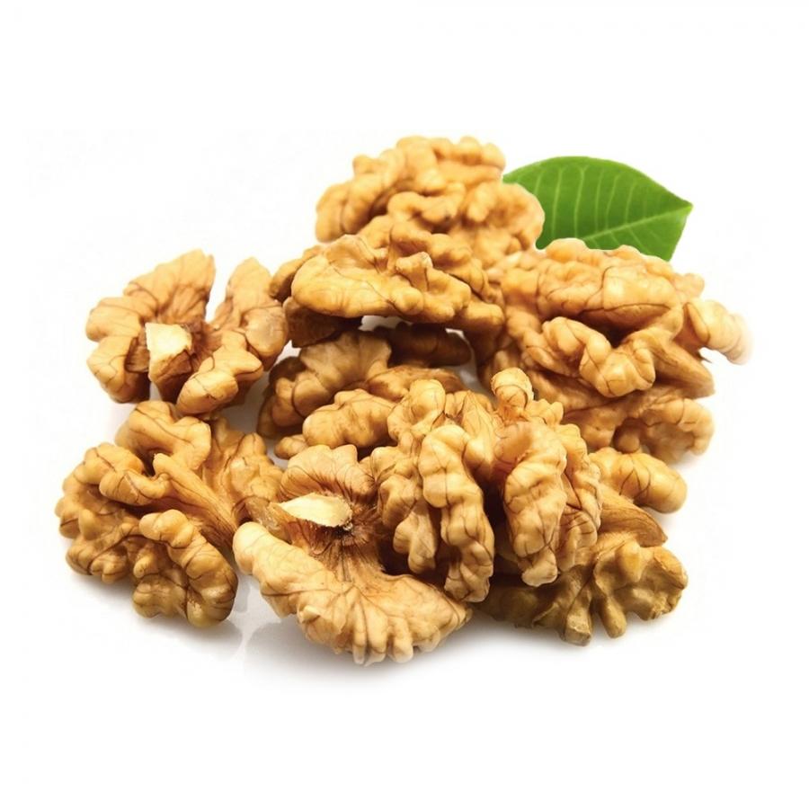 Грецкие орехи очищенные половинки экстра лайт