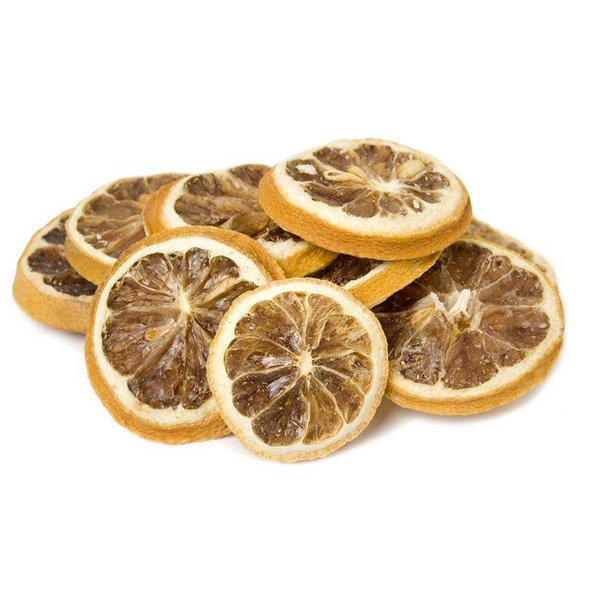 Лимон вяленный